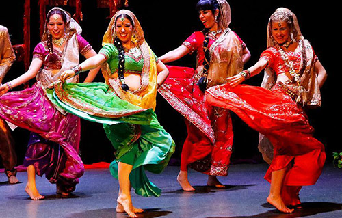 Bollywood para fiestas y eventos en Barcelona