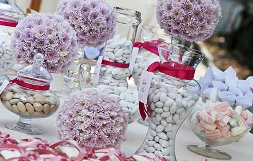 Candy bar para bodas y eventos Barcelona